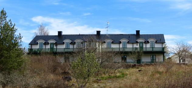 Kasernen in Vånevik.